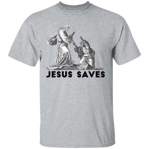 Jesus Saves - Unisex