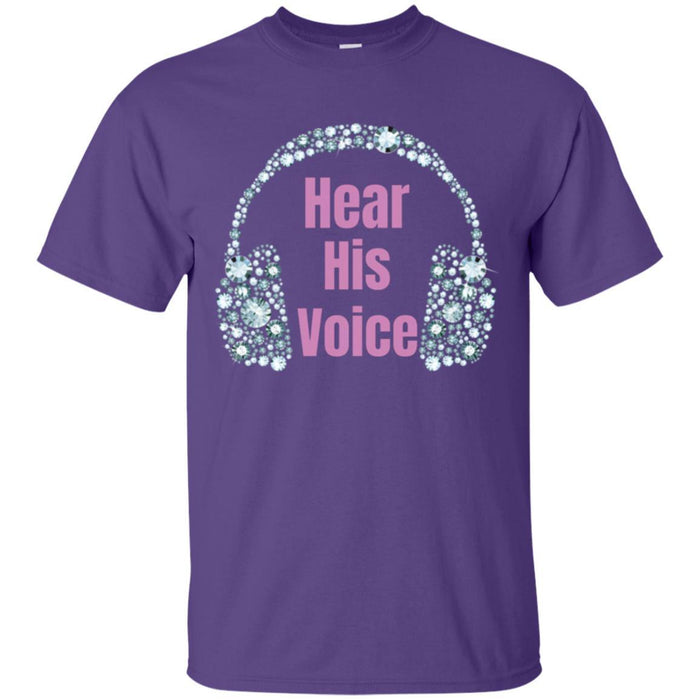 Hear His Voice - Unisex