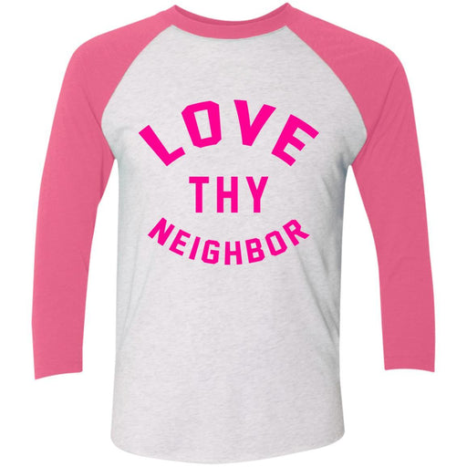Love Thy Neighbor - Baseball