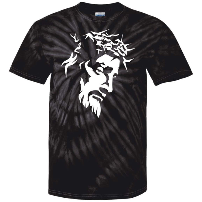 Jesus Crown of Thorns - Tie Dye