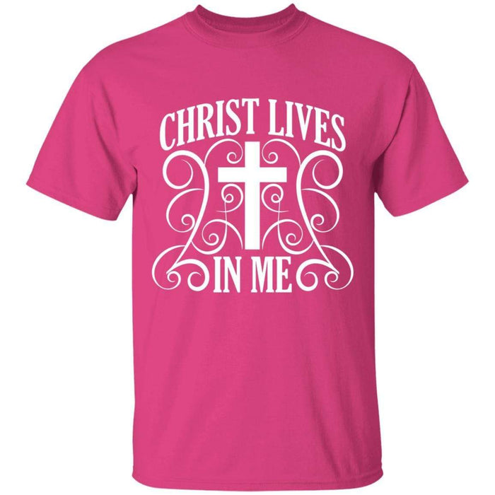 Christ Lives in Me - Unisex