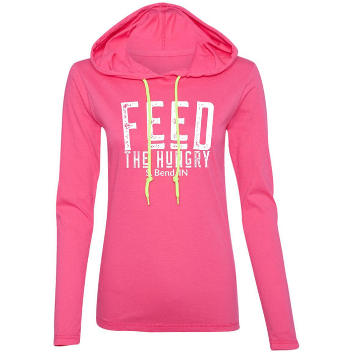 Feed the Hungry - Ladies' Hoodie