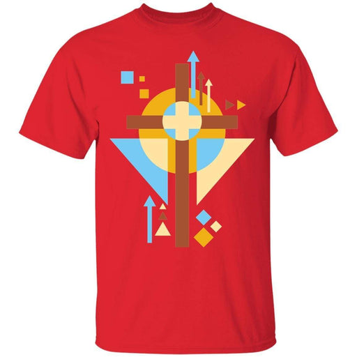 Abstract Cross - Unisex