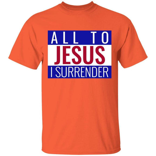 All to Jesus - Unisex