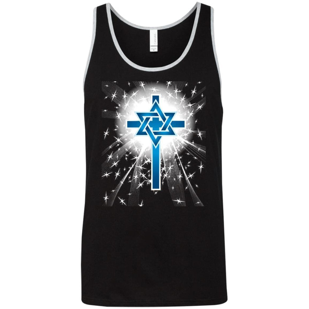 Cross Star - Unisex Tank