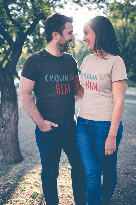 Crown Him - Unisex