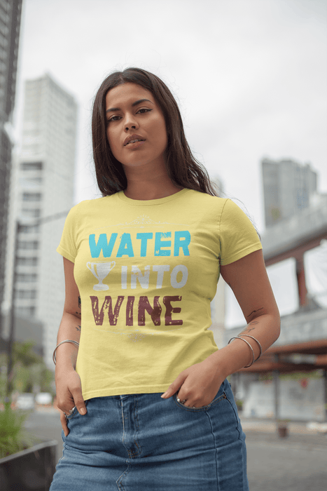 Water into Wine - Unisex