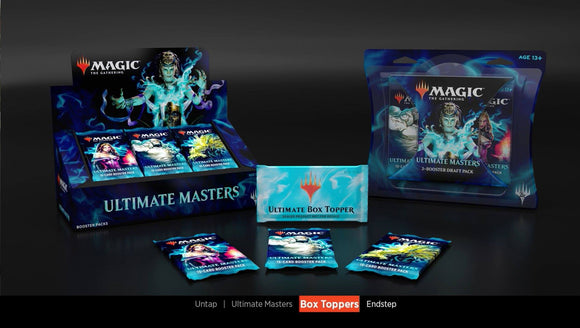 Pre-Order Ultimate Masters Booster Box