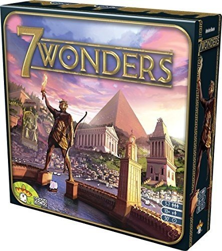 Board Game Library - 7 Wonders