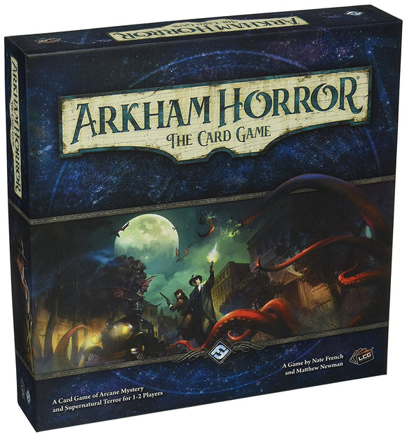 Board Game Library - Arkham Horror: The Card Game