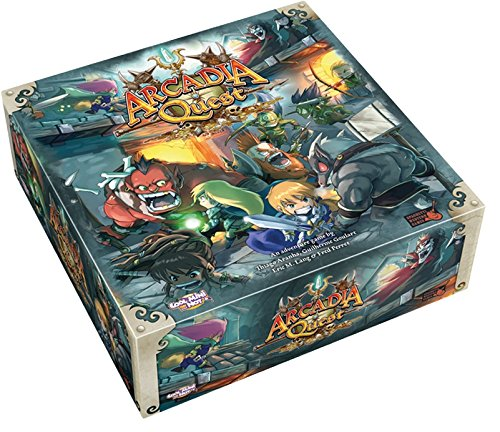 Board Game Library - Arcadia Quest