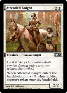 Attended Knight
