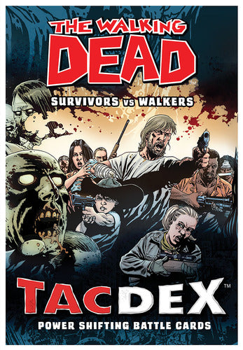 Board Game Library - The Walking Dead Survivors vs. Walkers