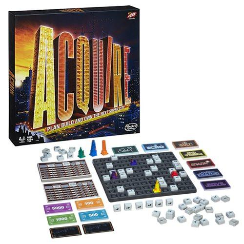 Board Game Library - Aquire
