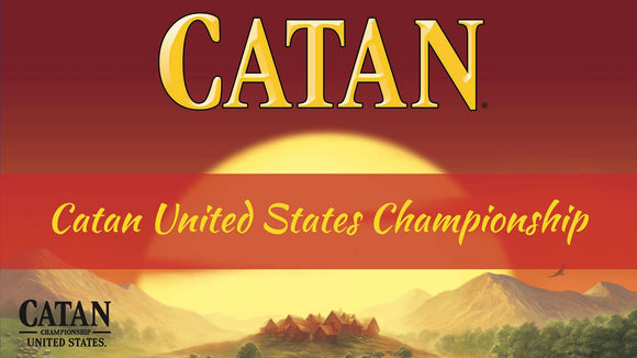 Catan National Qualifier & Extra Life Charity Event