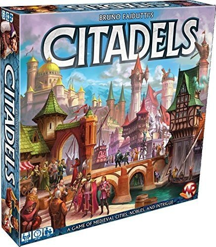 Board Game Library - Citadels
