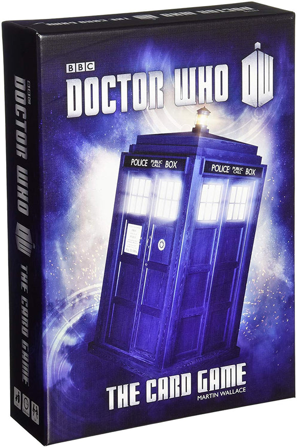 Board Game Library - Doctor Who: The Card Game 2nd Edition