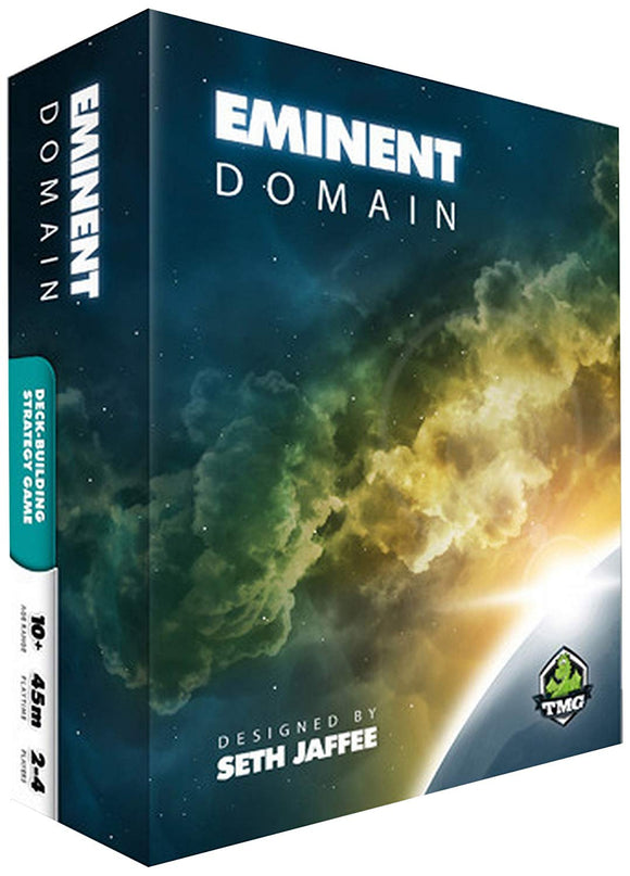 Board Game Library - Eminent Domain