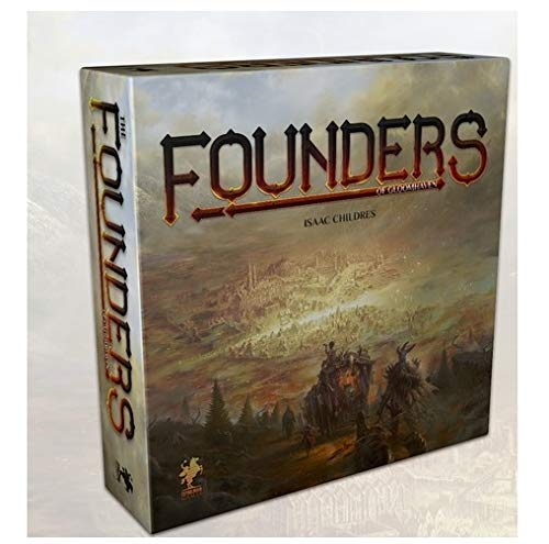 Board Game Library - Founders of Gloomhaven