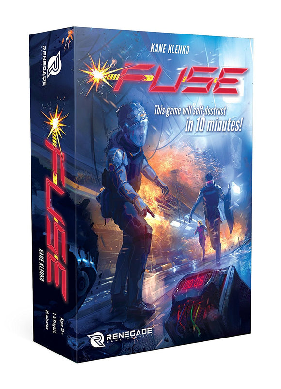 Board Game Library - Fuse