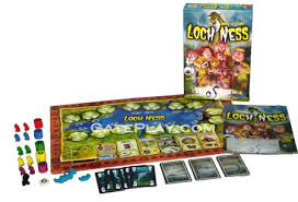 Board Game Library - Lochness