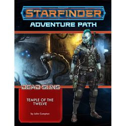 STARFINDER RPG: ADVENTURE PATH - TEMPLE OF THE TWELVE (DEAD SUNS 2 OF 6)