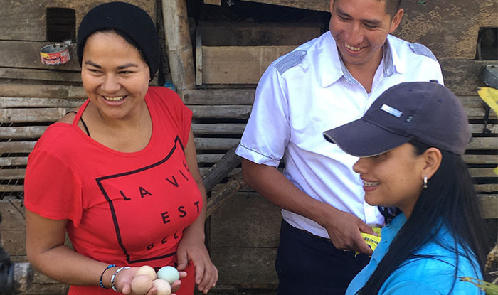 Featured Coffee Farmer: Yuri Mireya Ledezma Baos