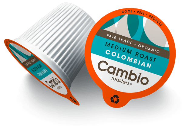 Colombian (Medium Roast) Coffee Pods