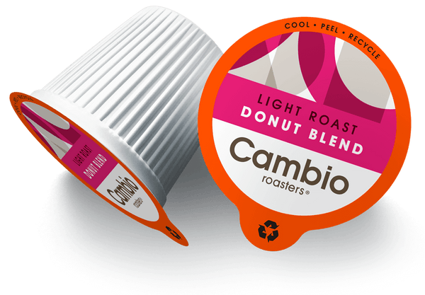 Donut Blend (Light Roast) Coffee Pods