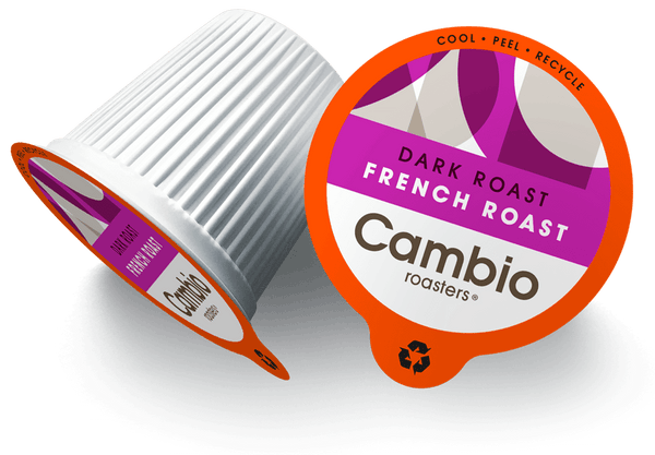 French Roast (Dark Roast) Coffee Pods