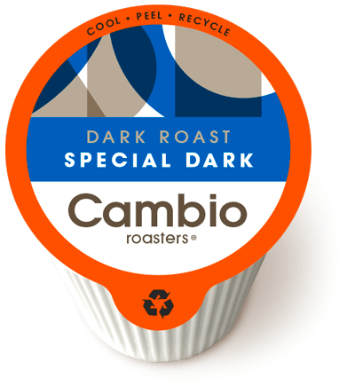Special Dark Blend (Dark Roast) Coffee Pods