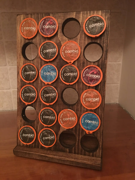 Rustic Brown K-Cup® Holder