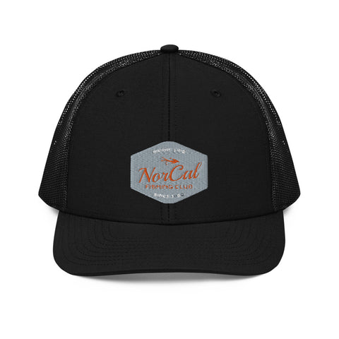 NorCal Fishing Club Trucker Hat