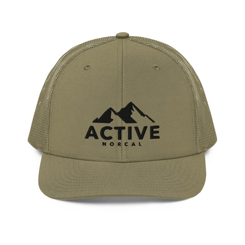 Active NorCal Trucker Hat