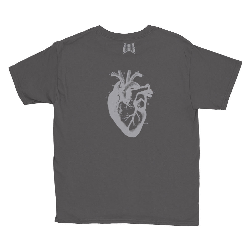 Heart and Hustle Youth Short Sleeve T-Shirt