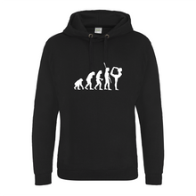 Evolution of Dance Adult Hoodie