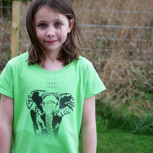 Going Going Gone - African Elephant T-Shirt - Scarf Monkey