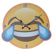 Decorative Emotive LOL Wall Clock