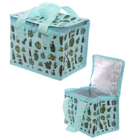 Cactus Design Lunch Box Cool Bag
