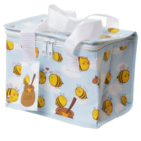 Bees Design Lunch Box Cool Bag