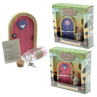 Cute Collectable Fairy - Wishes Jar Fairy Door