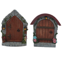Magical Collectable Forest Fairy Door