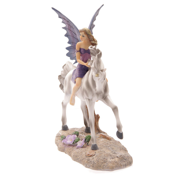 Amethyst Rider Collectable Tales of Avalon Fairy