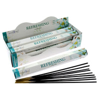 Stamford Hex Incense Sticks - Refreshing