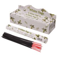 Stamford Hex Incense Sticks - Sage