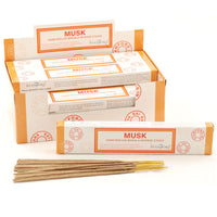 Stamford Masala Incense Sticks - Musk