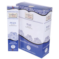 Stamford Masala Incense Sticks - Peace Mantra Meditation