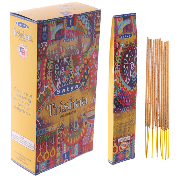 Satya Incense Sticks - Trishaa