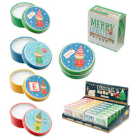 Funky Festive Lip Balm in a Tin - Christmas Elf
