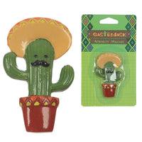 Fun Novelty Cactus Collectable Magnet